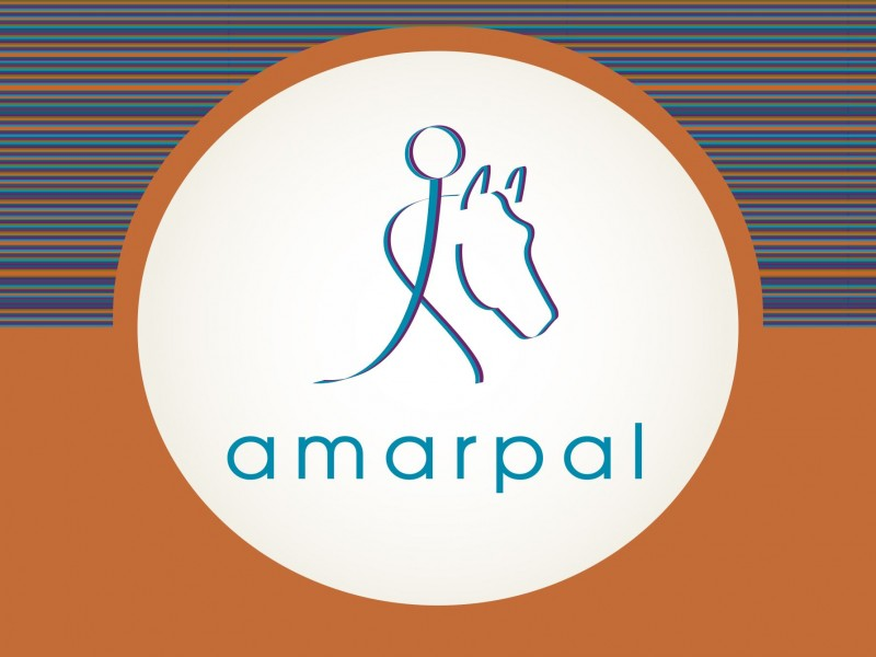 Amarpal logo Brandaris Vormgeving Enschede