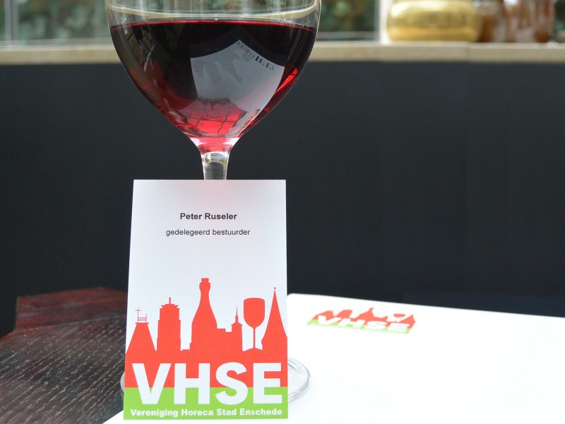 VHSE Logo Enschede Brandaris Vormgeving